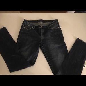 Rock & Republic Women's Straight Leg Jeans